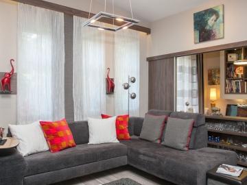 XXII. ker. Budafokon, örökpanorámás, penthouse eladó lakás!